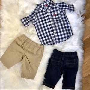 Carter's Bundle NWT